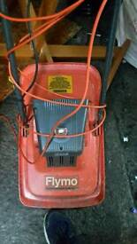 Flymo mower strimmer and leafblower and vacuum