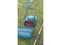 qualcast electric 30s spares or repair