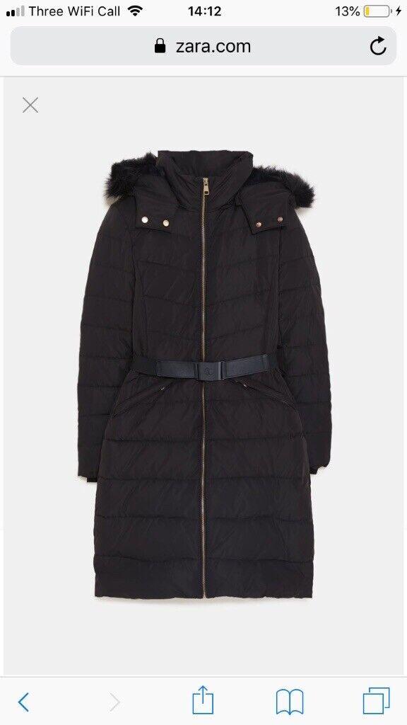 bfc7aec5a4f Ladies black zara jacket
