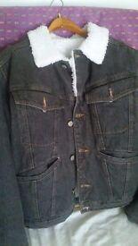 Benetton- jeans jacket