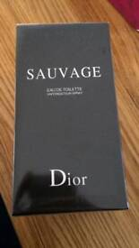 Sauvage Dior aftershave