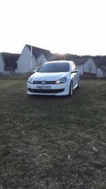 2012 Volkswagen Golf 1.6tdi Bluemotion