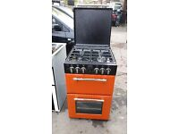STOVES RICHMOND MINI RANGE DUAL FUEL COOKER IN GOOD CONDITION AND WORKING ORDER