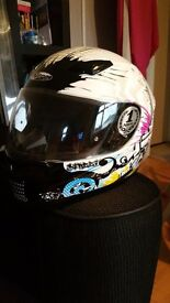 Nitro Helmet. Used only once! Size M