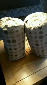 Sunncamp baubles sleeping bags x 2