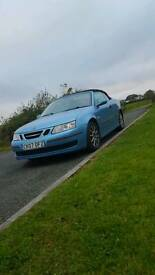 Saab 9-3 automatic convertible for sale! Offers please
