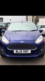 Breaking Ford Fiesta 1.0 ecoboost