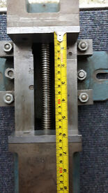 "machine swivel vice 6"" 150mm, milling, engineering"
