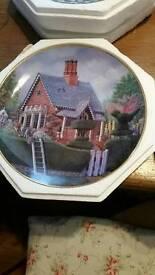 Lilliput Lane Plates