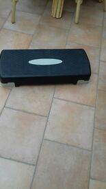 AEROBIC step adjustable height