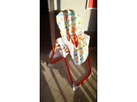 Cosatto Egg High Chair