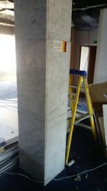 Used Marble slabs