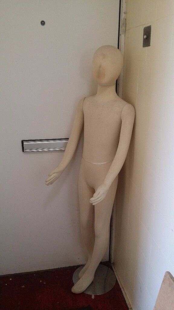 Child size Mannequin 4ft 6 inches tall