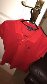 Ralph Lauren Polo red size medium