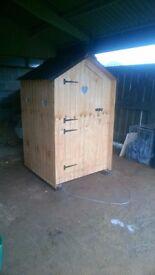 Composting Toilet Off-Grid Waterless Loo