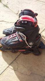 Inline skates UK6