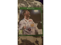 BRAND NEW FIFA 18 xbox one (MAY SWAP)