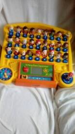 Interactive classroom toy good learning toy