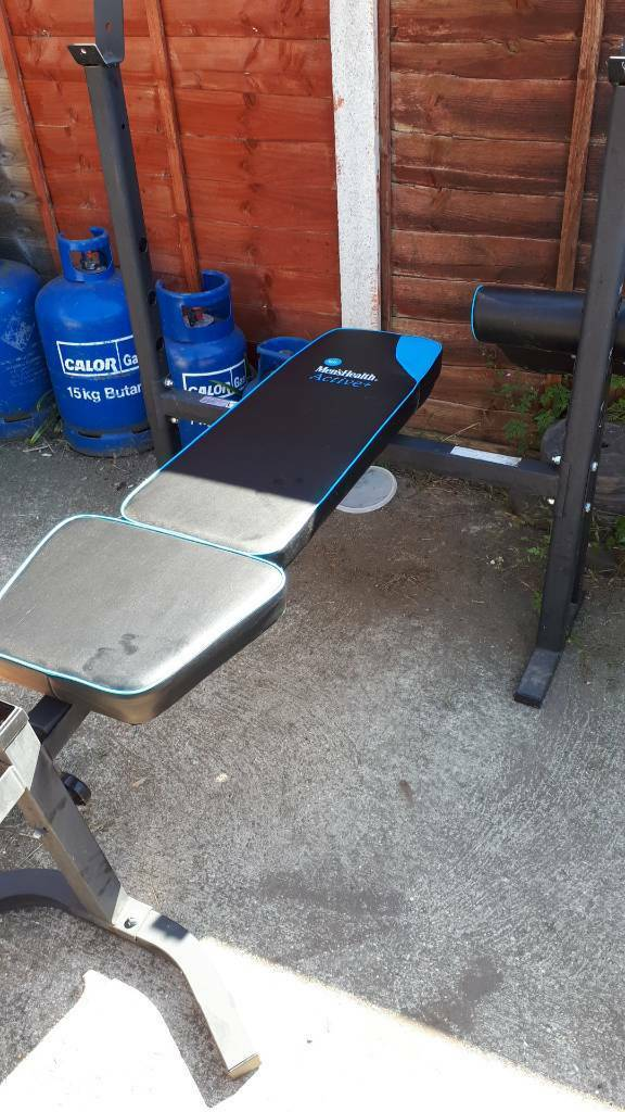Fold Down Weight Bench In Christchurch Dorset Gumtree