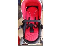 VIB red travel system