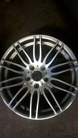 18 inch alloy