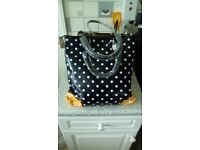 3 handbags all new with price tags on