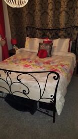 Kingsize bed by Next plus mattress REDUCED!!