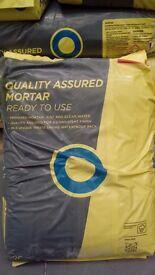QUALITY ASSURED MORTAR READYMIX