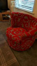 Dfs swivel chair