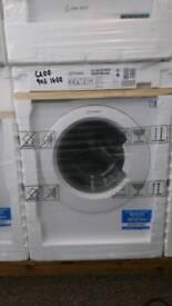 Indesit 9kg wash load 1600 spin speed