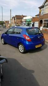 LOVELY HYUNDAI I20 CLASSIC , 1 FORMER KEEPER LOW MILES FSH.