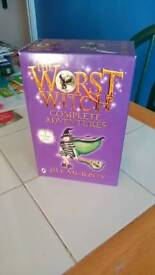 Worst Witch 7 book box set
