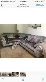 Sofa, must go as moving out, almost new, will drop to you