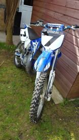 Yz125 mint condition (not cr,rm,ktm,kx)