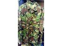 Army camo DPM shirts