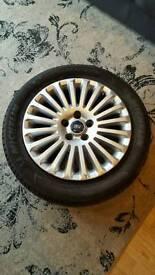 "16"" Ford Cmax alloy/wheel"