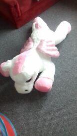 Large Toy Pegasus/Unicorn