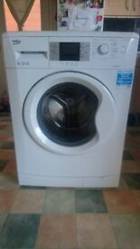 BEKO WASHING MACHINE NEW. (ONLY USED FOR 3 MONTHS)