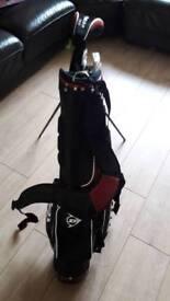 left handed golf set