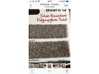 Free brand new carpet grey/brown colour