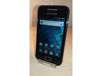 Samsung Galaxy Ace - GT-S5830 - Unlocked + Charger