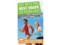 Do you want to increase your Energy& get into shape?