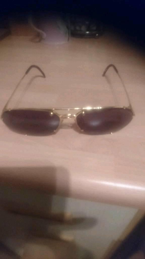 Vintage Porsche Carrera Sunglasses