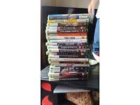 Xbox 360 Games Bundle ( 22 )