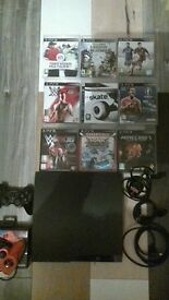 PS3 and games bundle
