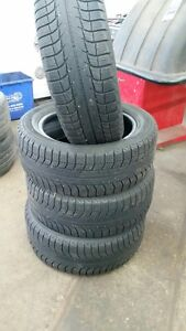 Michelin X-Ice 205/55/16 ($100 for all 4 tires)