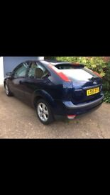 FOR SALE: Ford Focus ZETEC AUTO 1.6 Immaculate condition