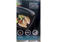 Brand new in box George Foreman grill