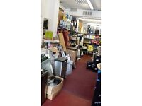 Catalogue returns shop ,lease and business including the goods in the shop