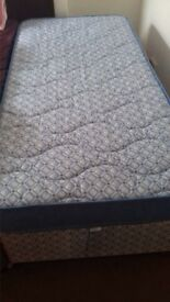 brand new single bed and matress brand new